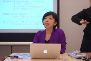 4-守山さんの講演