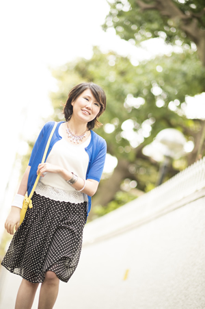 池田菜希さん