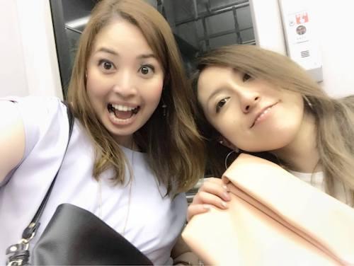(左)梅津絵里さん (右)中嶋涼子さん